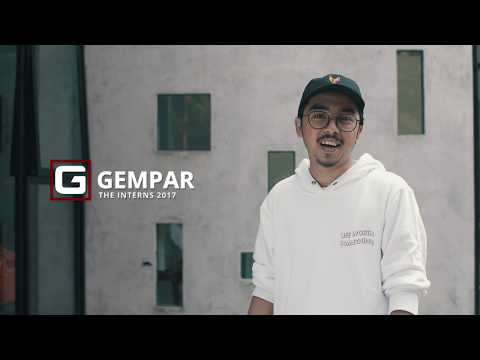 Gempar's Story from #TheInterns 2017 | GENERATION-G