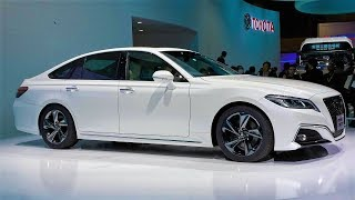 NEW  2019 TOYOTA CROWN - Exterior and Interior