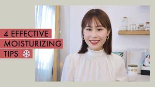 ❄️ 4 Tips Dưỡng Ẩm Mùa Lạnh Hiệu Quả - bye bye da khô bong tróc 👋🏼 | Mailovesbeauty TV