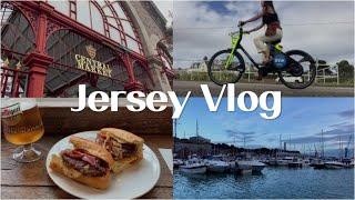 영국 브이로그 🇬🇧 저지섬 마켓 같이 구경하실 분? | JERSEY TRAVEL VLOG