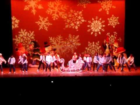 Mater Academy East Charter School Christmas Event 2010-Third Grade