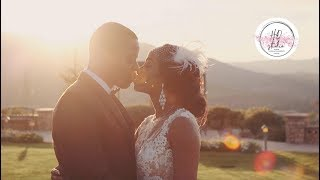 Wedding Video at Boulder Ridge Golf Club Wedding Venue | Christine&Chima Highlight |