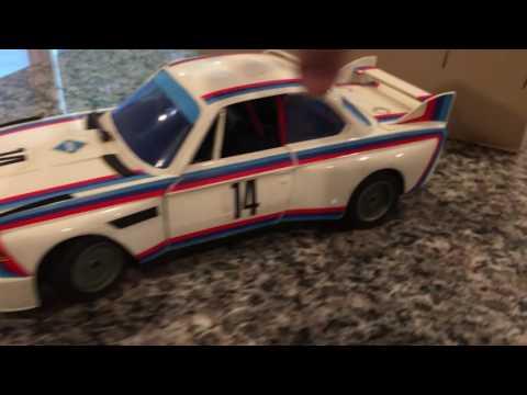 VINTAGE SCHUCO BMW 3.0 CSL FULLY WORKING FOR GEM.BROTHER.911