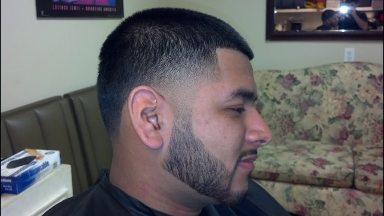 How To Remove Bald Line From Taper YouTube