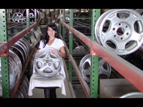 Factory Original Mitsubishi Montero Rims & OEM Mitsubishi Montero Wheels – OriginalWheel.com