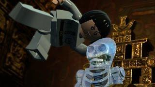 LEGO Indiana Jones 2 100% Walkthrough Part 6 - Ugha Struggle & Akator Ambush