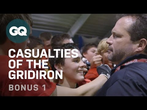 Gene Merlino Coaches Sons' Football Despite Concussion Risk–GQ's Casualties of the Gridiron