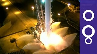 'Three - Two - One... - Launch Abort!' - SpaceX Rocket Takeoff Cancelled At Final Countdown
