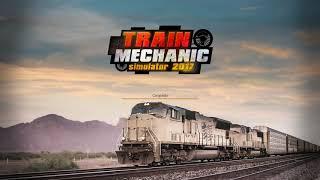 Train Mechanic simulator 2017 | parte1 | Este juego promete