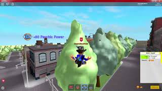 HOW TO UPAR/PASS THE FAST LEVEL IN SUPER POWER TRAINING SIMULATOR!! ROBLOX