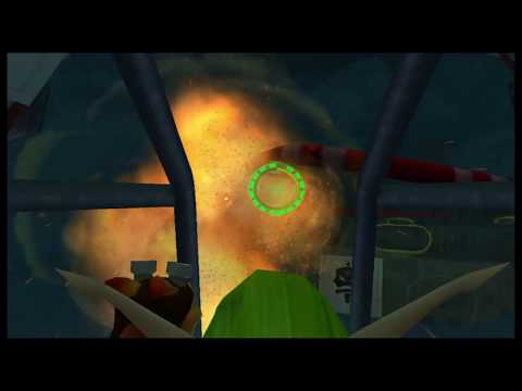 Jak II: Renegade Playthrough | Act 2 | Part 31: Destroy Ship At Drill Platform