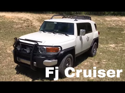 Why you need to buy a Toyota FJ Cruiser