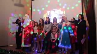 """Новогоднее шоу """"Точь в точь"""" 2018"""