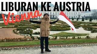 Jalan jalan di Vienna Austria(Vlog Travelling in Vienna Austria)