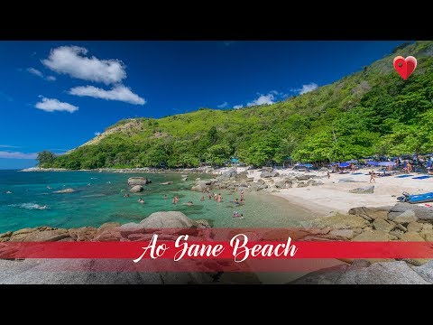 Aosane Beach, Rawai, Phuket — Phuket Travel Vlog, things to do in Phuket, top travel destinations