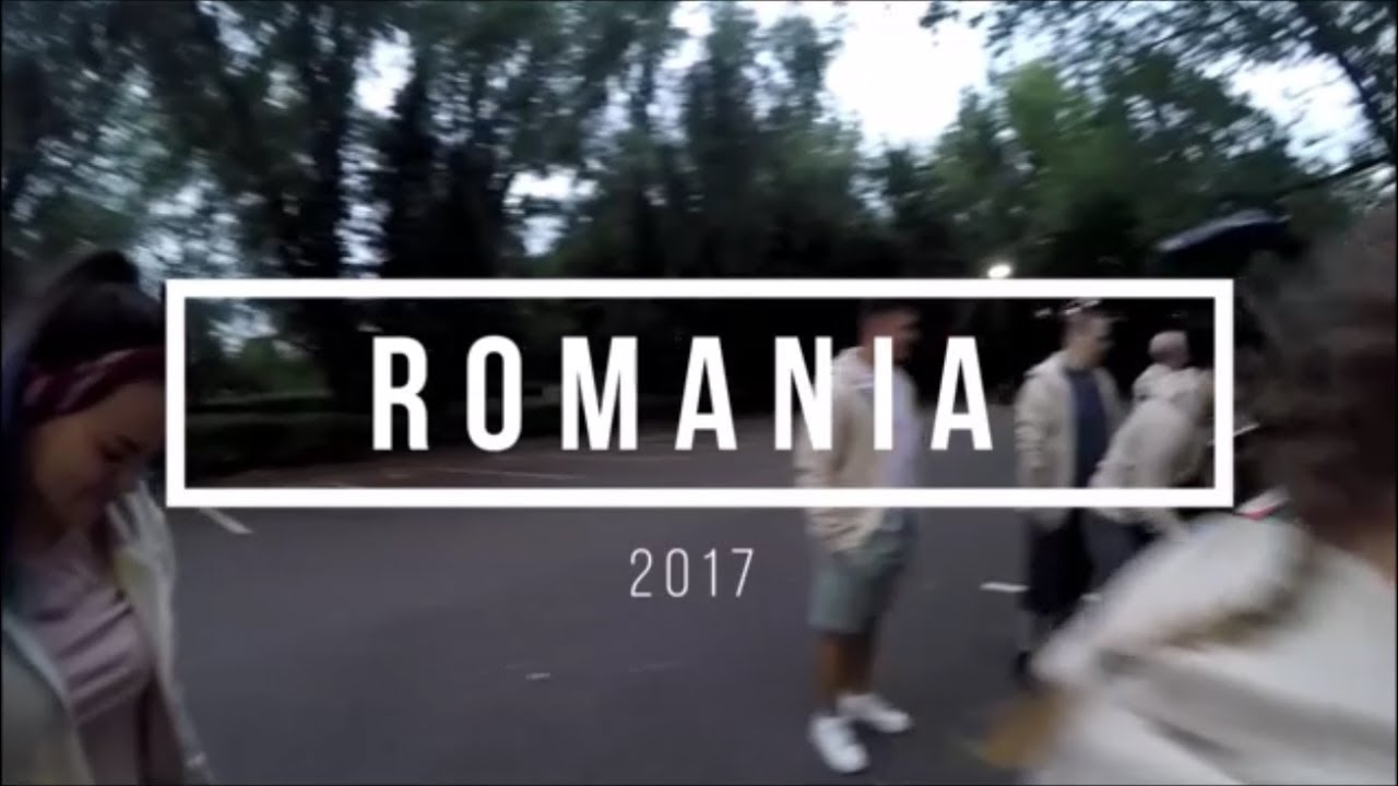 Romania Mission Trip 2017