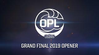 OPL 2019 Grand Final - Opener