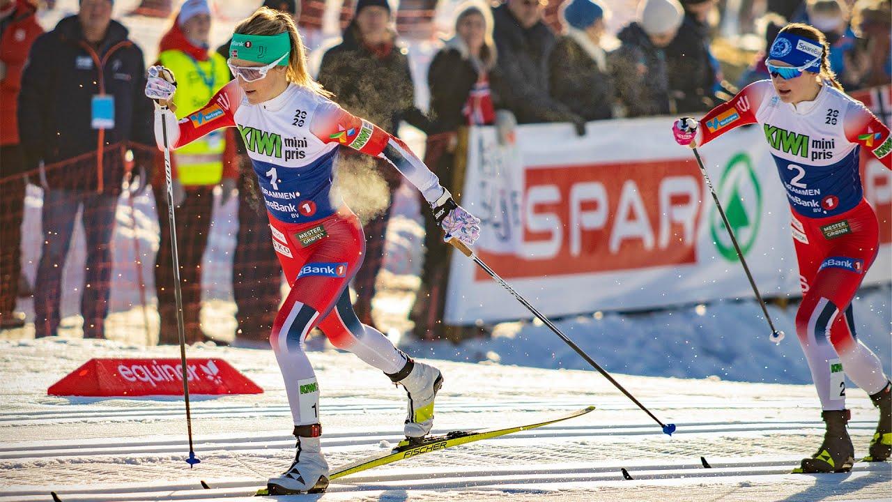 Vm på ski 2020 program