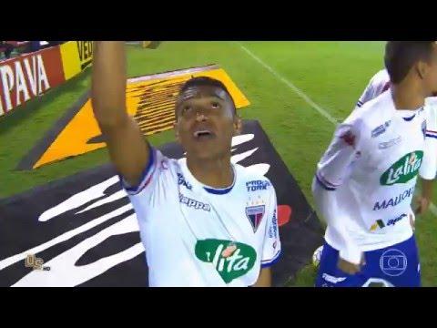 Gols Flamengo 1 x 2 Fortaleza - Copa do Brasil 2016