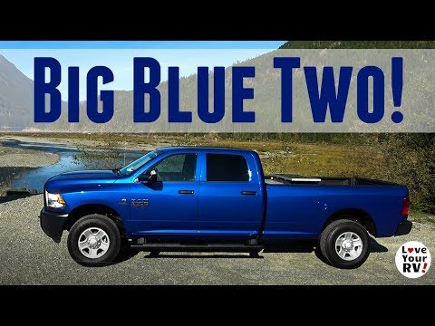 Introducing Our Brand Spanking New Ram 3500