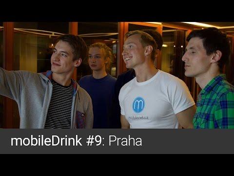 Reportáž: #mobileDrink 9, Praha