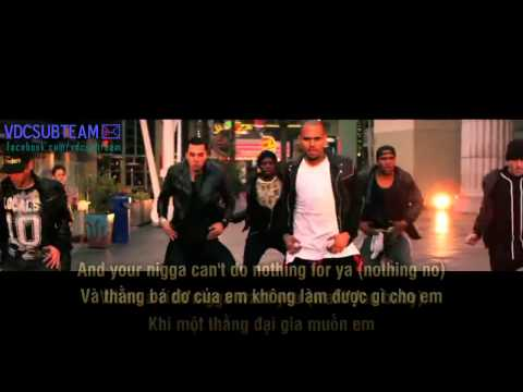 Lyrics vietsub mv chris brown