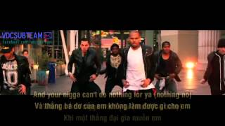 [Lyrics+Vietsub][MV] Chris Brown - Loyal (Explicit) ft. Lil Wayne, Tyga