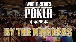 2018 WSOP Main Event:  By the Numbers