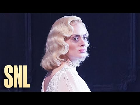 Chad in a Haunted Mansion - SNL