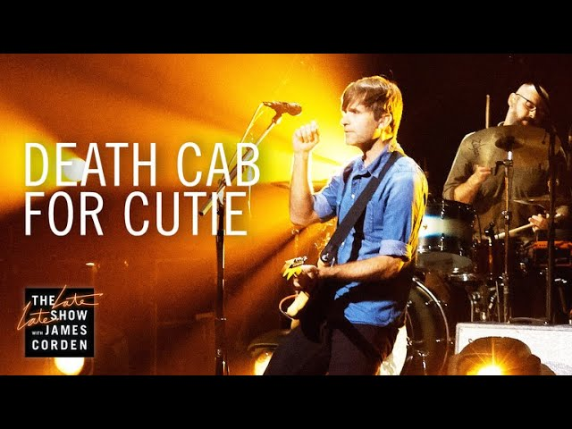 Death Cab for Cutie: Gold Rush