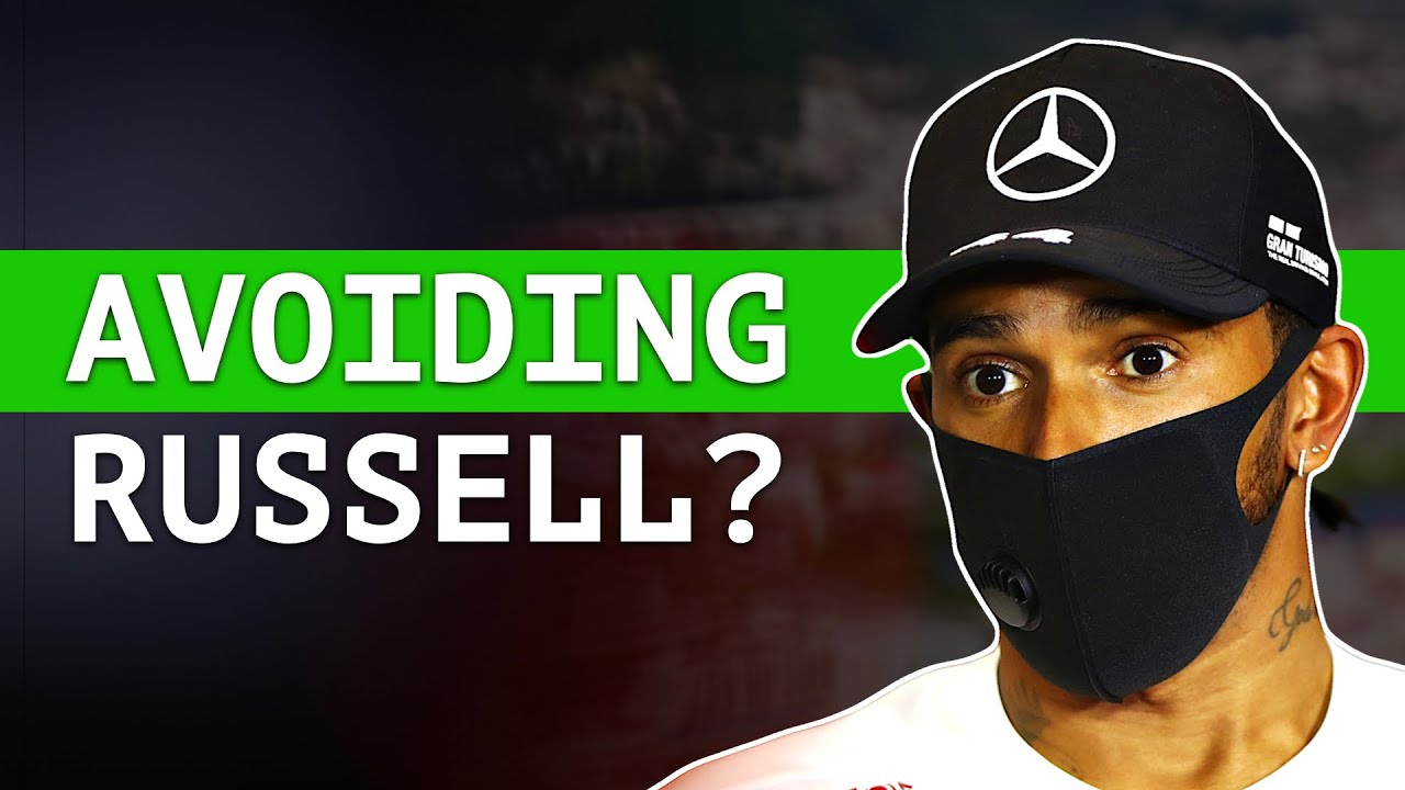 Is Hamilton Trying To Block Russell's Move To Mercedes? - [ Rumour Round-Up ]