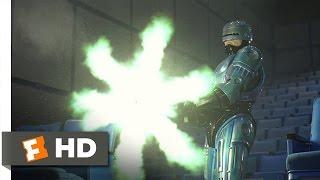 RoboCop 2 (9/11) Movie CLIP - RoboCop vs. RoboCop 2 (1990) HD