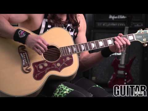 "Steel Panther Lesson - How to Play ""The Girl From Oklahoma"""