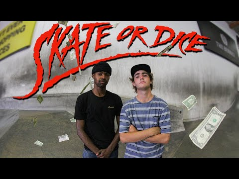 Dylan Jaeb And Miles Lawrence Go Head To Head | Skate Or Dice!