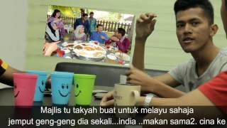 (ETNIC RELATIONS) MASALAH KEJIRANAN DI MALAYSIA