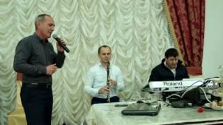 Группа Аран и Имир Балабегов на свадьбе