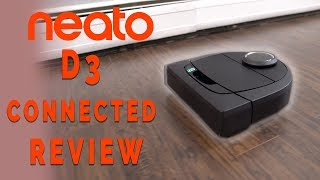 Neato Botvac D5 Connected Review! | A Mid level Robovac for all
