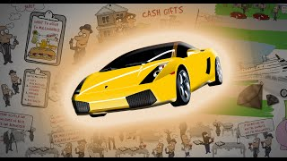 👑♛ HOW TO LIVE LIKE THE RICH ♛👑 - THE MILLIONAIRE NEXT DOOR - THOMAS STANLEY - ANIMATED BOOK REVIEW