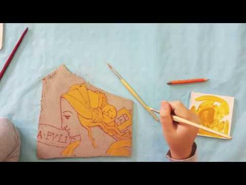Scuola Di Restauro Roma.Alternanza Scuola Lavoro Al De Sanctis Di Roma Il Restauro Youtube