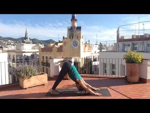 Practica  Ashtanga Yoga para principiantes con Cosmin Yogi