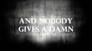 Tech N9ne - Nobody Cares (Feat. Krizz Kaliko & Stevie Stone) LYRICS ON SCREEN