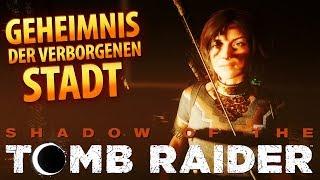 Shadow of the Tomb Raider #021 | Geheimnis der verborgenen Stadt | Gameplay German Deutsch thumbnail
