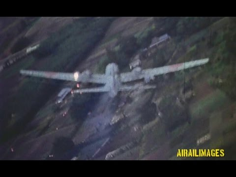 Combat Color Film -- Pacific Fighter Aerial Combat and Strafing