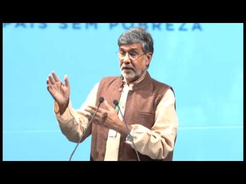 Kailash Satyarthi -- The Sustainable Elimination of Child Labour: a global challenge - III GCCL