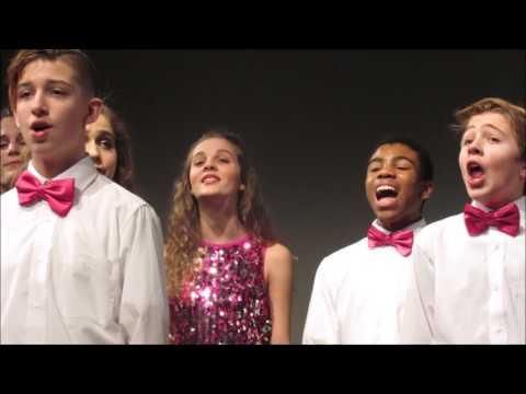 McKinley Middle School Classic Edition Show Choir 2017