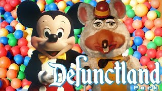 Defunctland: The Failure of Disney's Chuck E. Cheese Ripoff, Club Disney