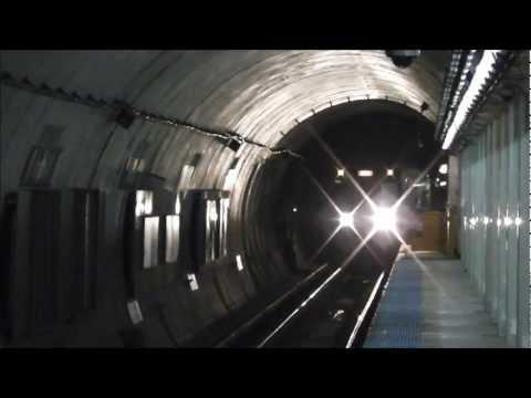 """""""Train Bunching"""" on"""