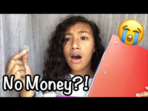 Back To School Haul: Poor People Edition 2018!!
