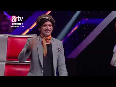 Gurdas Maan Performance | Moments | The Voice India S2 | Sat-Sun | 9 PM