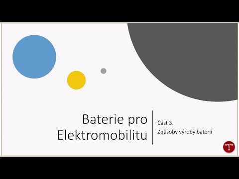 #9 Baterie vyroba Apple vs Tesla část 3 | Teslacek